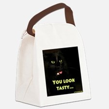 thumbstongue Canvas Lunch Bag