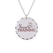 Nurse in Training Necklace