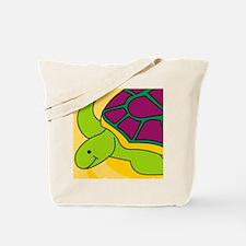 Turtle iPad Tote Bag