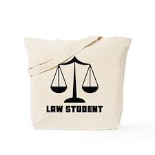 Law School Student Tote Bag