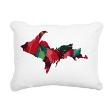 Xmas003.gif Rectangular Canvas Pillow