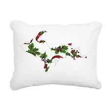 Xmas005.gif Rectangular Canvas Pillow