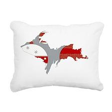 Xmas006.gif Rectangular Canvas Pillow