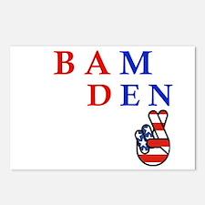 obama-biden-d Postcards (Package of 8)