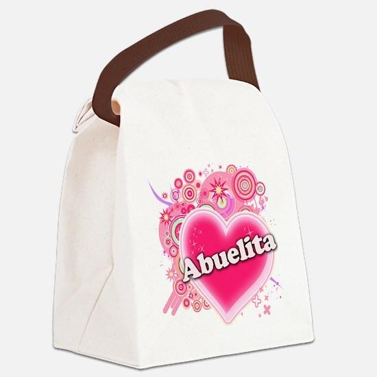 Abuelita Canvas Lunch Bag