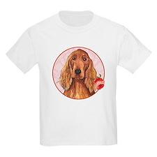 Irish Setter Rose T-Shirt