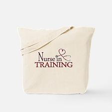 Nurse in Training Tote Bag
