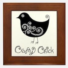 craftychick Framed Tile