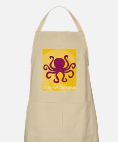Octopus-iPad Apron