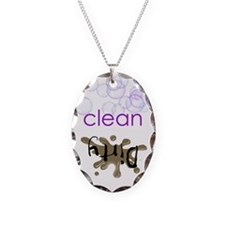 Dish Washer Magnet - Is it Cle Necklace