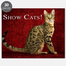 Show Cats Cover Puzzle