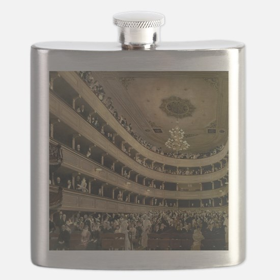 The Auditorium of the Old Castle Theatre, 18 Flask
