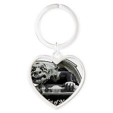 IMG_5380_tshirt Heart Keychain