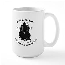 Admit It Cat Butt (Bev) Mugs