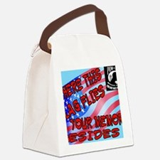 P4 Canvas Lunch Bag
