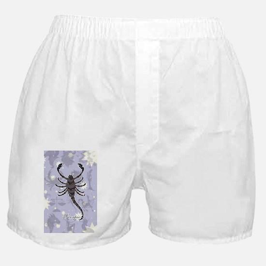 Starlight Scorpio Boxer Shorts