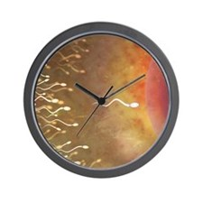 Conceptual Art Wall Clock