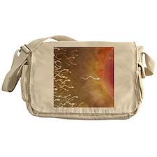 Conceptual Art Messenger Bag