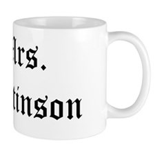 mrs pattinson Mug