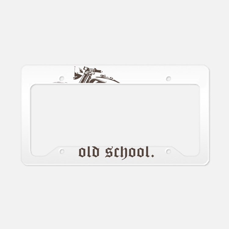 triumph motorcycle personalized license plate frames, covers and