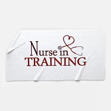 Nurse in Training Beach Towel