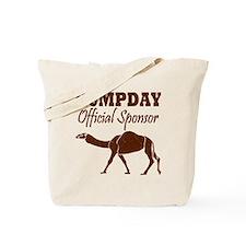 Vintage Hump Day Official Sponsor Tote Bag
