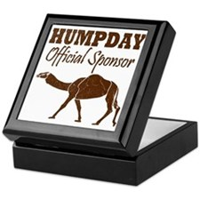 Vintage Hump Day Official Sponsor Keepsake Box
