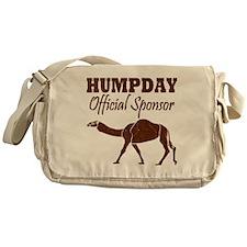 Vintage Hump Day Official Sponsor Messenger Bag