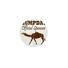 Vintage Hump Day Official Sponsor Mini Button