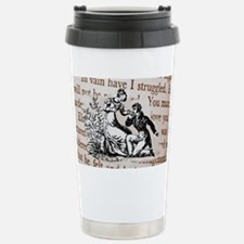 Mr Darcys Proposal, Jane Austen Travel Mug