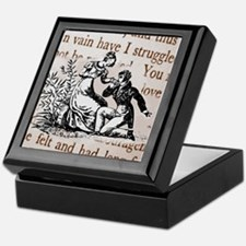 Mr Darcys Proposal, Jane Austen Keepsake Box