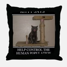 lpop1 Throw Pillow