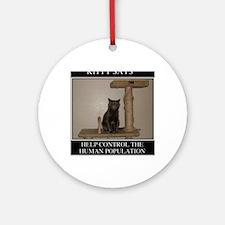 lpop1 Round Ornament