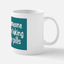 stupiditypills_rect2 Mug