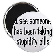 stupiditypills1 Magnet