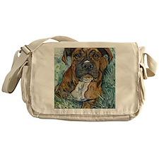 Zeek Messenger Bag