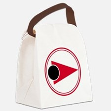 Astronaut Crest Space 1999 Canvas Lunch Bag
