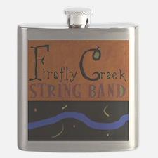 FireflyCreekStringBand_logo_blanket Flask