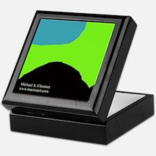Surf Design III Keepsake Box