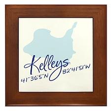 Kel An Is Rev Wi Drk Bl Let  Co 15.35  Framed Tile