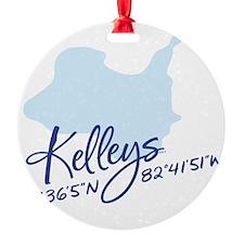 Kel An Is Rev Wi Drk Bl Let  Co 15. Ornament