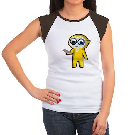 Ace Women's Cap Sleeve T-Shirt