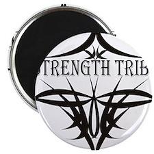 StrengthTribeLogo1black Magnet