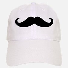 Mustache Beard Baseball Baseball Cap