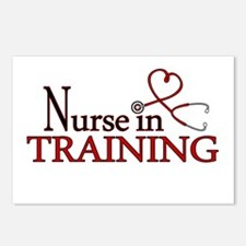 Nurse in Training Postcards (Package of 8)