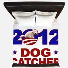 Dogcatcher 2012 lights King Duvet