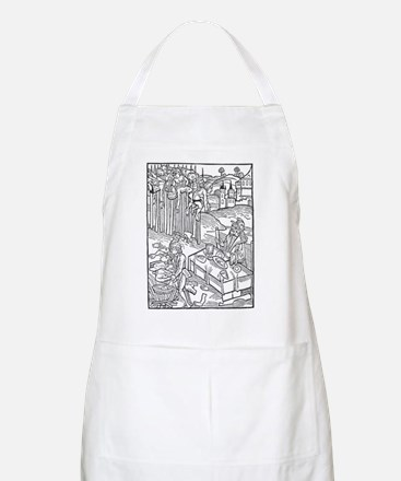 Vlad the Impaler BBQ Apron