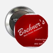 """Boehners Rubbers.gif 2.25"""" Button"""