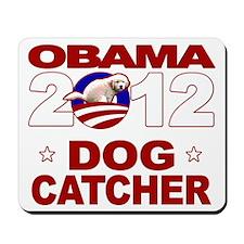 Dogcatcher 2012 darks Mousepad
