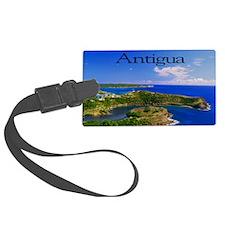 Antigua11.5x9 Luggage Tag